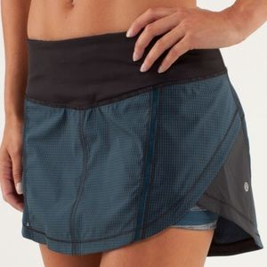 Lululemon full stride skirt